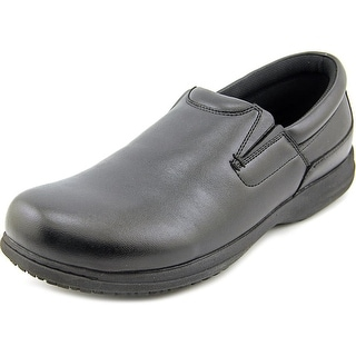 Nunn Bush Sven Work W Round Toe Synthetic Loafer