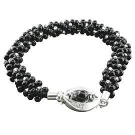 BeadSmith Kumihimo Bracelet Jewelry Kit, Do It Yourself, Jet & Crystal|https://ak1.ostkcdn.com/images/products/is/images/direct/71093674f1f0a4e84f7d1c3d1082213bc2368eb4/BeadSmith-Kumihimo-Bracelet-Jewelry-Kit%2C-Do-It-Yourself%2C-Jet-%26-Crystal.jpg?impolicy=medium