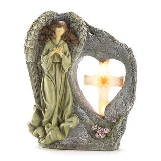 Angel Prayer Solar Light