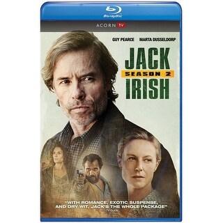 Jack Irish: Season 2 - Blu-ray Disc - Region A Coded (US & Canada)