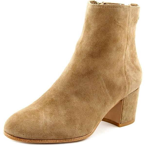 Coach Bonnie   Round Toe Suede  Ankle Boot