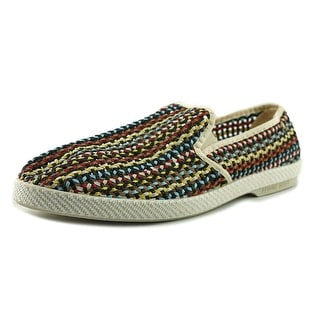 Rivieras Lord Zelco Round Toe Synthetic Espadrille