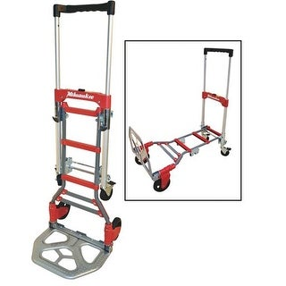 Gleason Industrial Prod. 2-In-1 Conv Fold Up Cart 73333 Unit: EACH