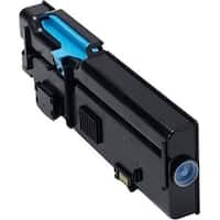 Dell TW3NN Dell Toner Cartridge - Cyan - Laser - High Yield - 4000 Page - 1 / Pack