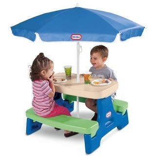 Easy Store Jr. Table with Umbrella|https://ak1.ostkcdn.com/images/products/is/images/direct/7112255889f6f12159c051aac9f7f47a1d8ecb62/Easy-Store-Jr.-Table-with-Umbrella.jpg?impolicy=medium