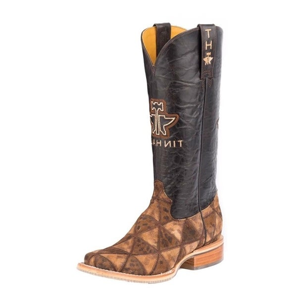 Tin Haul Western Boot Women Wild Thing Brown