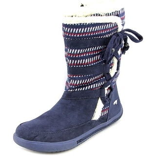 Rocket Dog Palmetto Round Toe Canvas Winter Boot
