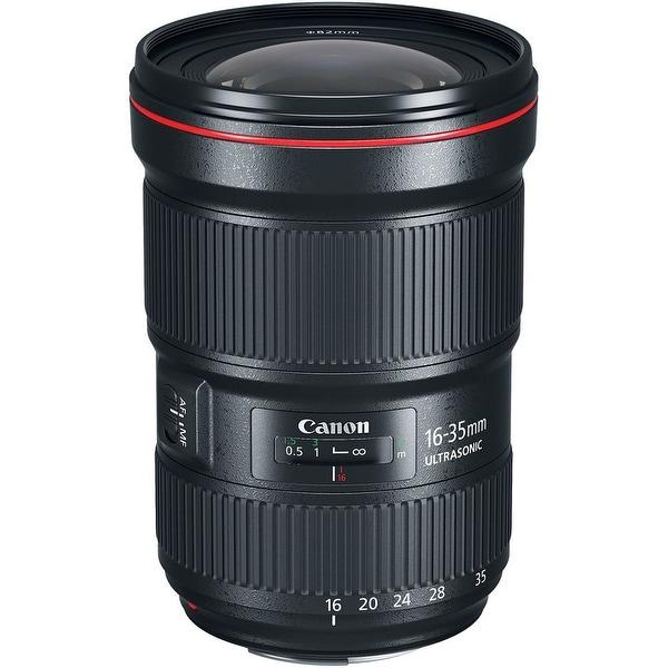 Canon EF 16-35mm f/2.8L III USM Lens (International Model)