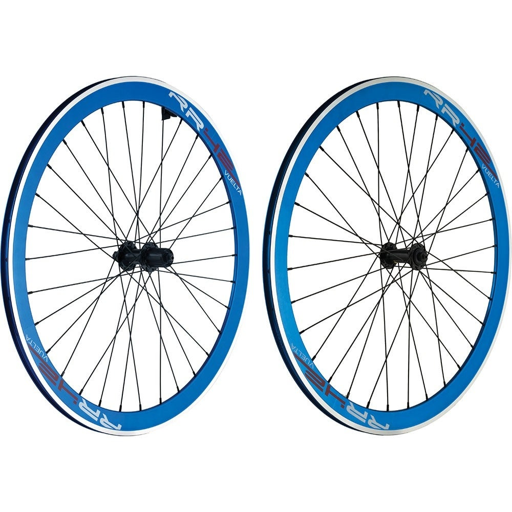 Wheelset 700 track sealed vuelta rr42 blu action (Blue) -  Overstock