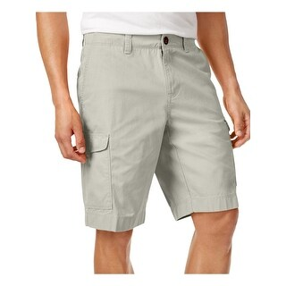 Tommy Hilfiger Mens Helios Cargo Shorts Cotton Casual