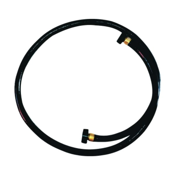 American Specialty CSNLHFF5806CC Leader Hose, Black, 6'