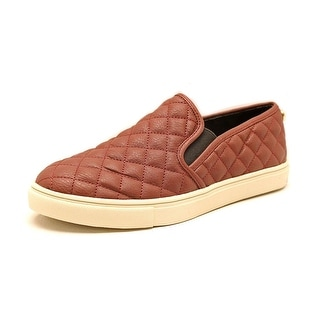 Steve Madden Ecentric-Q Round Toe Synthetic Fashion Sneakers