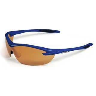 Maxx Sunglasses GT Blue Frame Amber HD Lenses