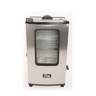 Masterbuilt Manufacturing 30 in. Electric Smoker with Window & RF