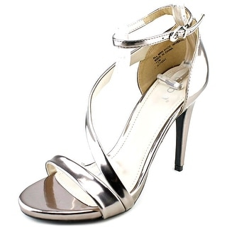 Diba Shadow Women  Open Toe Synthetic Silver Sandals