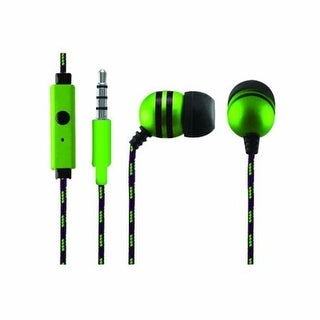 Sentry HM280 Assorted Stinger Earbuds with Mic, 4 ft.