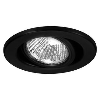 "WAC Lighting HR-837 3"" Low Voltage Recessed Light Adjustable Trim"