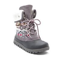 Baretraps Yaegar Women's Boots Charcoal/Black - 6