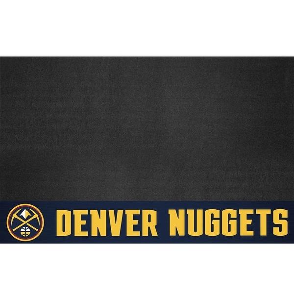 Shop NBA Denver Nuggets Grill Mat Tailgate Accessory