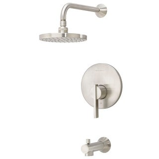 American Standard TU430.502  Berwick Tub and Shower Trim Package with 2.5 GPM Single Function Shower Head