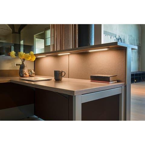 """BLACK+DECKER LED Under Cabinet Lighting Kit, 9"""", Warm White"""