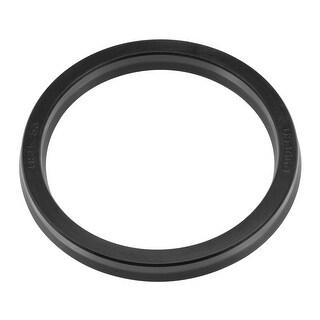 Hydraulic Seal, Piston Shaft USH Oil Sealing O-Ring, 53mm x 63mm x 6mm