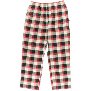 Woolrich Mens Cotton Plaid Sleep Pant - M