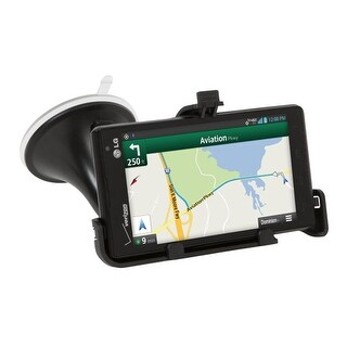 LG SCS-250 Navigation Car Mount for LG Lucid2 VS870 (Black)