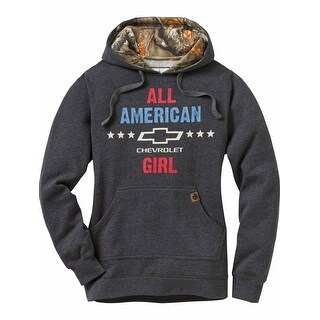 Legendary Whitetails Women's All American Hoodie