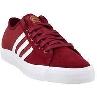 Adidas Mens Matchcourt Rx Skate Shoe, Adult, Collegiate Burgundy/Footwear White