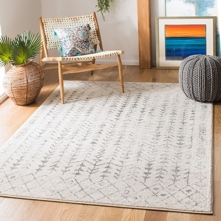 Link to Safavieh Tulum Sharie Moroccan Boho Rug Similar Items in Rugs