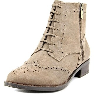 Adrienne Vittadini Borough   Round Toe Synthetic  Ankle Boot