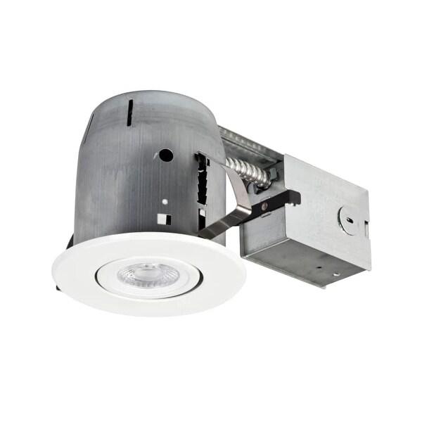 "Globe Electric 90746 5"" Recessed Lighting LED Kit"