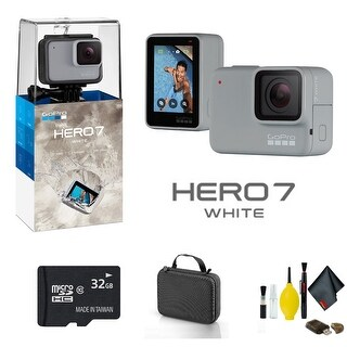 GoPro Hero7 White Bundle