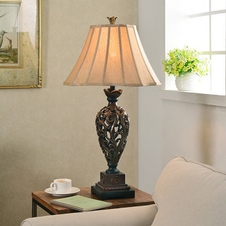 Link to Vetaio Golden Ruby 3-Way Table Lamp Similar Items in Table Lamps