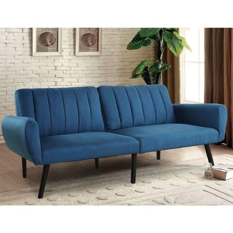 Costway Sofa Futon Bed Sleeper Couch Convertible Mattress Premium