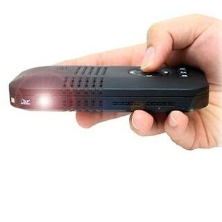 Aaxa P3x Pico Multimedia Projector, 70 Lumens, 854 X 480 Pixels