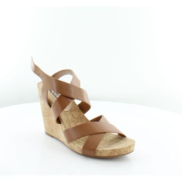 INC International Concepts Landor Women's Sandals & Flip Flops Golden Cog - 9