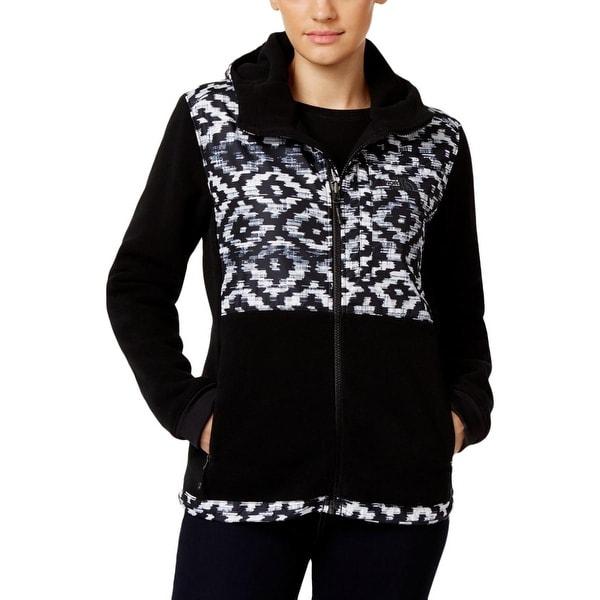 428137c83 The North Face Womens Denali 2 Hoodie Jacket Fleece Printed
