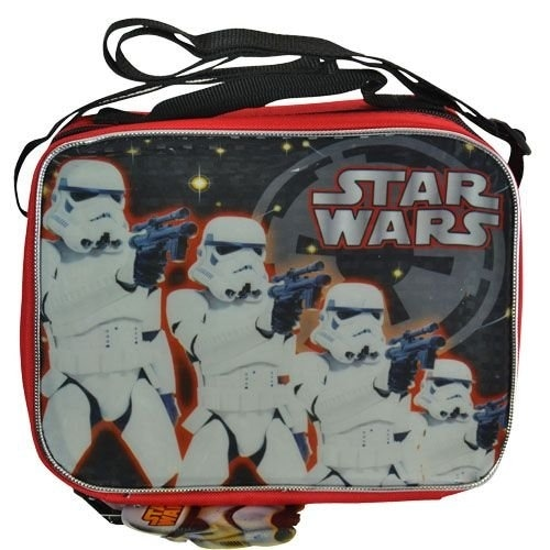 Lunch Bag - Star Wars - Stormtrooper Kit Case New SWRE
