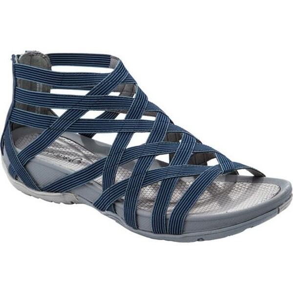 Shop Bare Traps Women S Samina Gladiator Sandal Denim