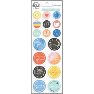 Simple & Sweet Epoxy Stickers 17/Pkg-