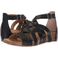 Haflinger Womens stella Open Toe Casual Strappy Sandals