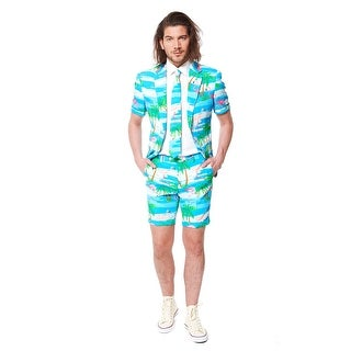 Men's Flamingo Summer Suit