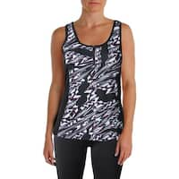 Central Park Womens Tank Top Yoga Fitness