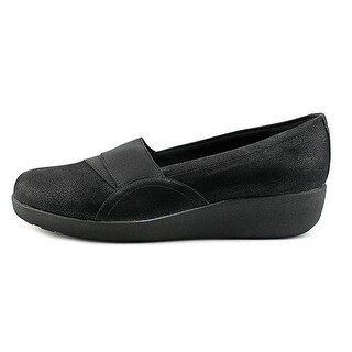 Easy Spirit Womens Kaleo Low Top Slip On Walking Shoes