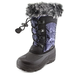 Kamik Solstice Round Toe Synthetic Winter Boot