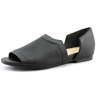 Naya Elle Open Toe Leather Sandals