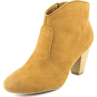 Report Marko Women Round Toe Synthetic Bootie