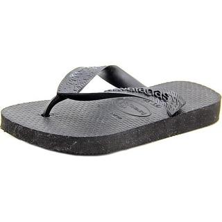 Havaianas Top Open Toe Synthetic Flip Flop Sandal